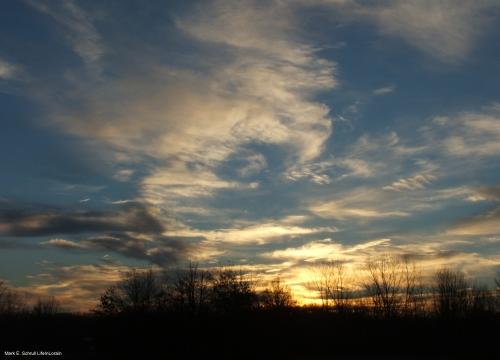 Sunrise 11-25-13Dcr